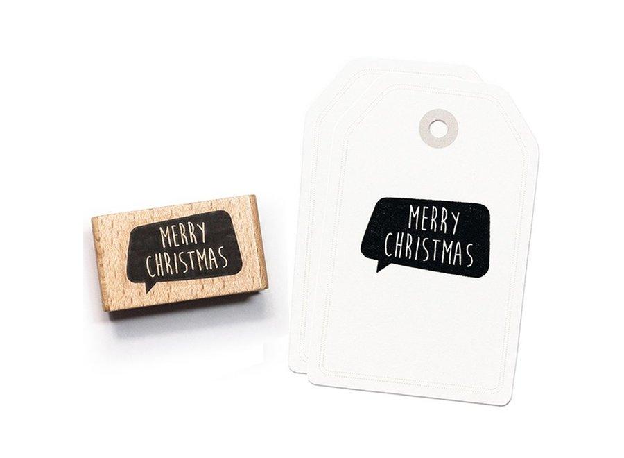Stempel Merry Christmas 2104