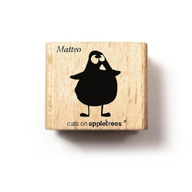 Stempel Kuiken Matteo - staand 22051