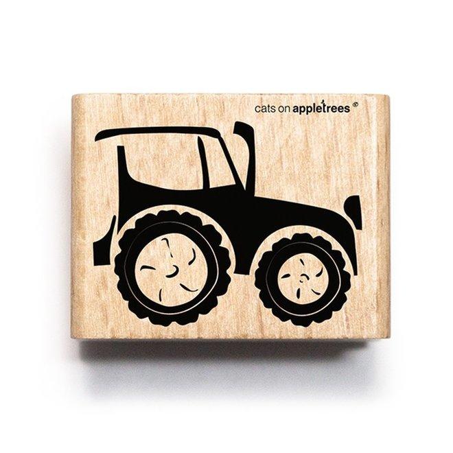 Stempel Traktor 27235