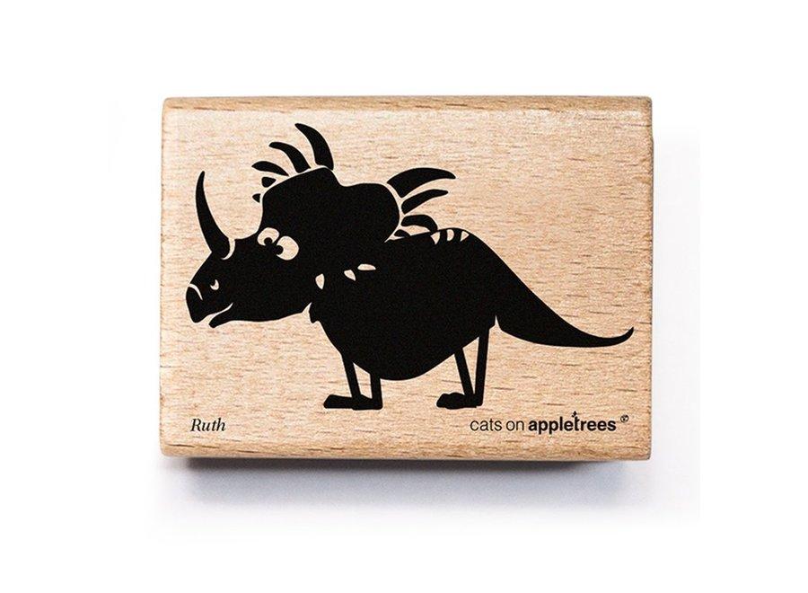 Stempel Styracosaurus Ruth 27220