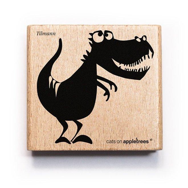 Stempel Tyrannosauros Tilmann 27218