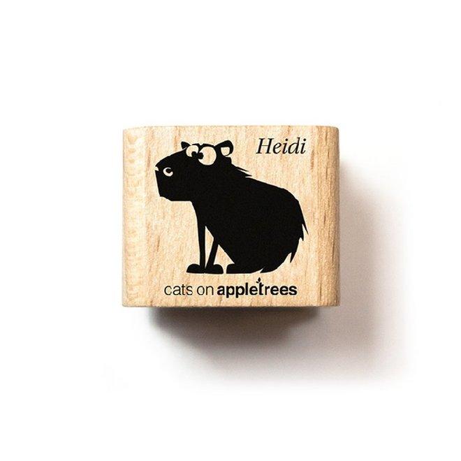 Stempel Capibara Heidi 27213