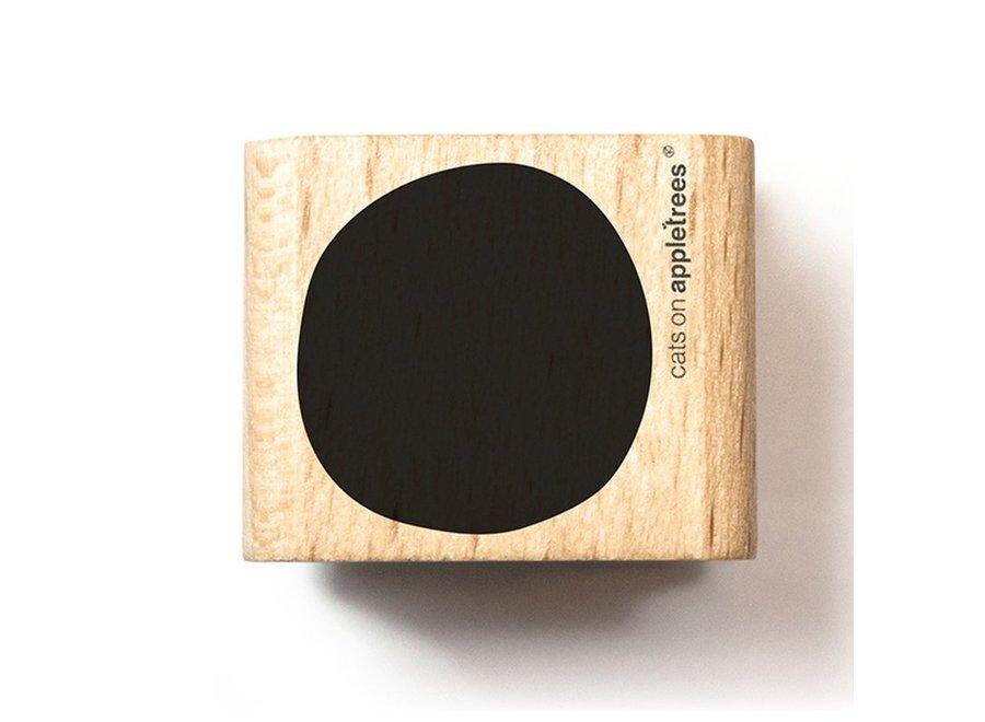 Stempel grafiek cirkel  3 middel 2667