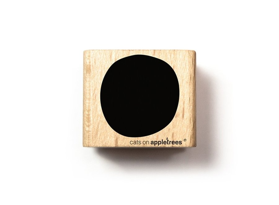Stempel grafiek cirkel 2 klein 2666