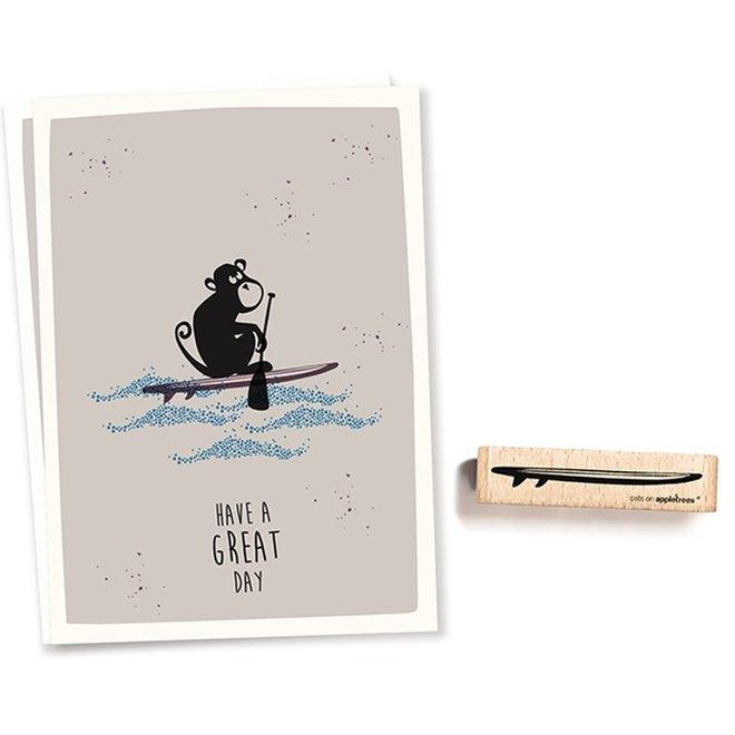 Stempel Surfplank 2648