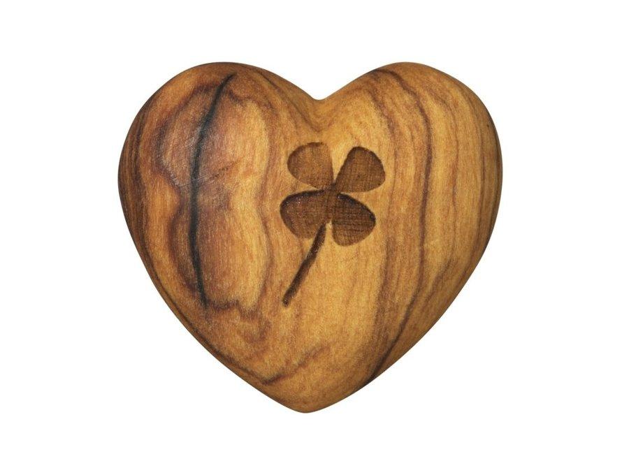 Hartje van Olijf hout