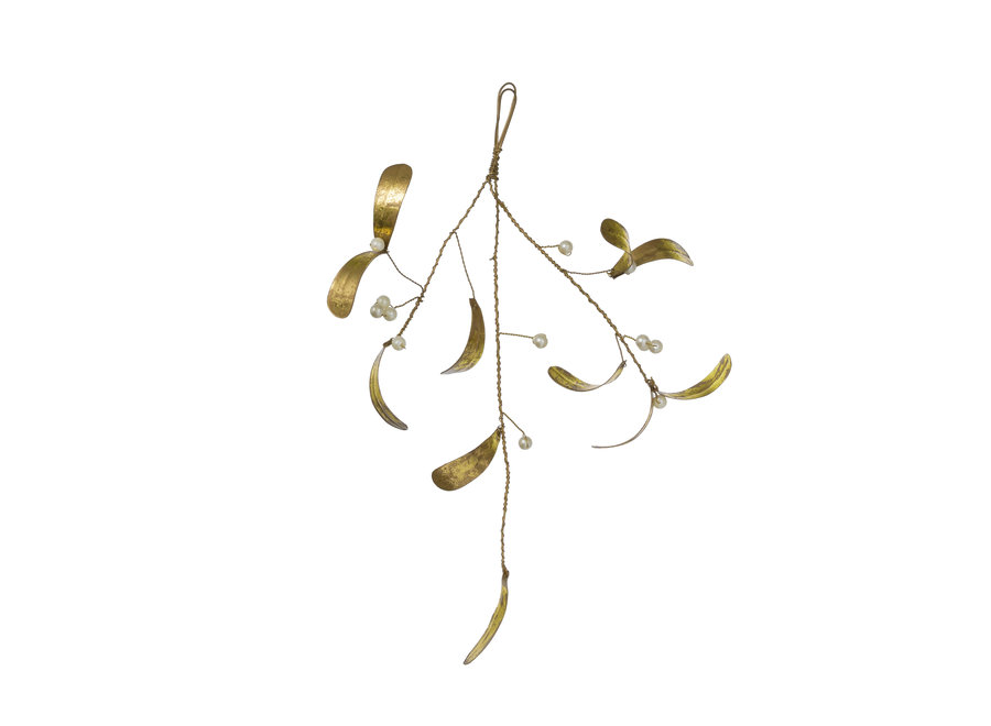 PRE ORDER Gouden mistletoe Small