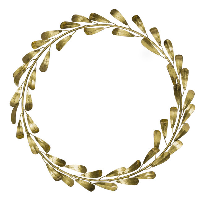 Gouden krans Mistletoe large