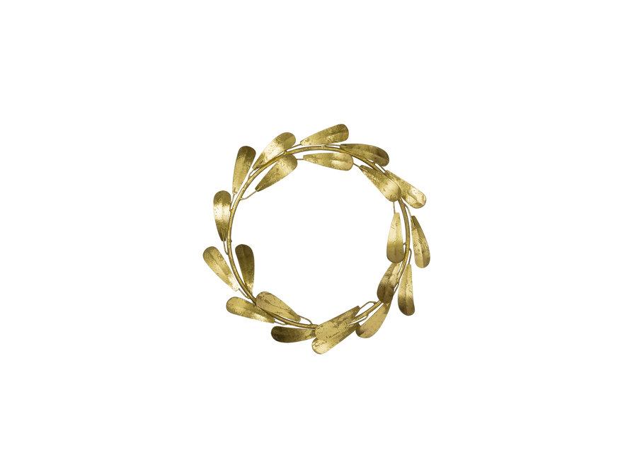 Gouden krans Mistletoe
