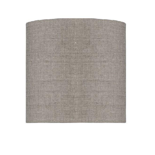 Enkel de lampenkap eco linnen Small/ donker linnen