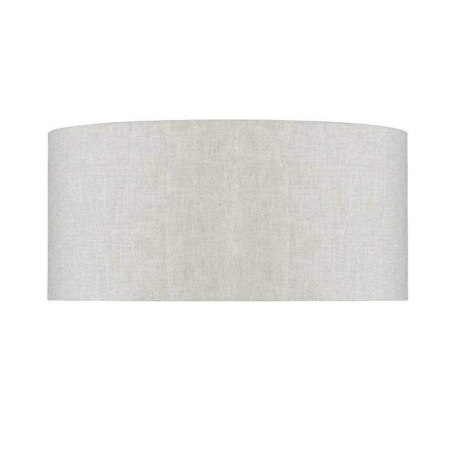 Enkel de lampenkap eco linnen Large/ licht linnen