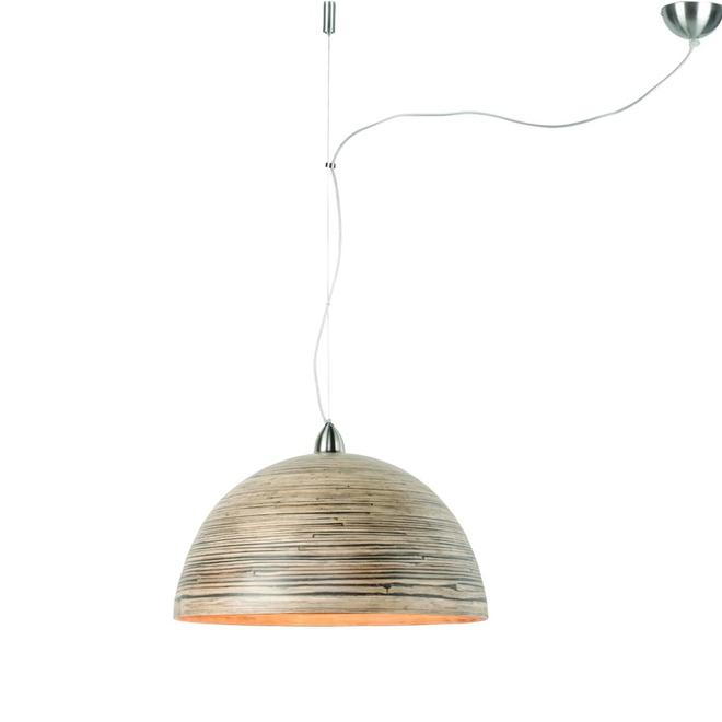 Hanglamp Halong naturel - ENKEL