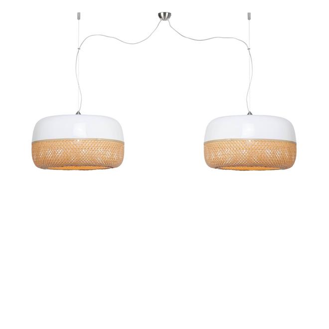 Hanglamp Mekong plat L/dubbel