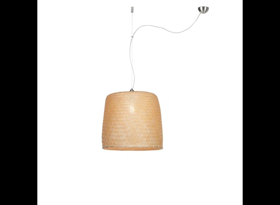 Hanglamp Serengeti enkel kap