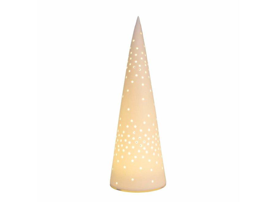LED boom porselein Large