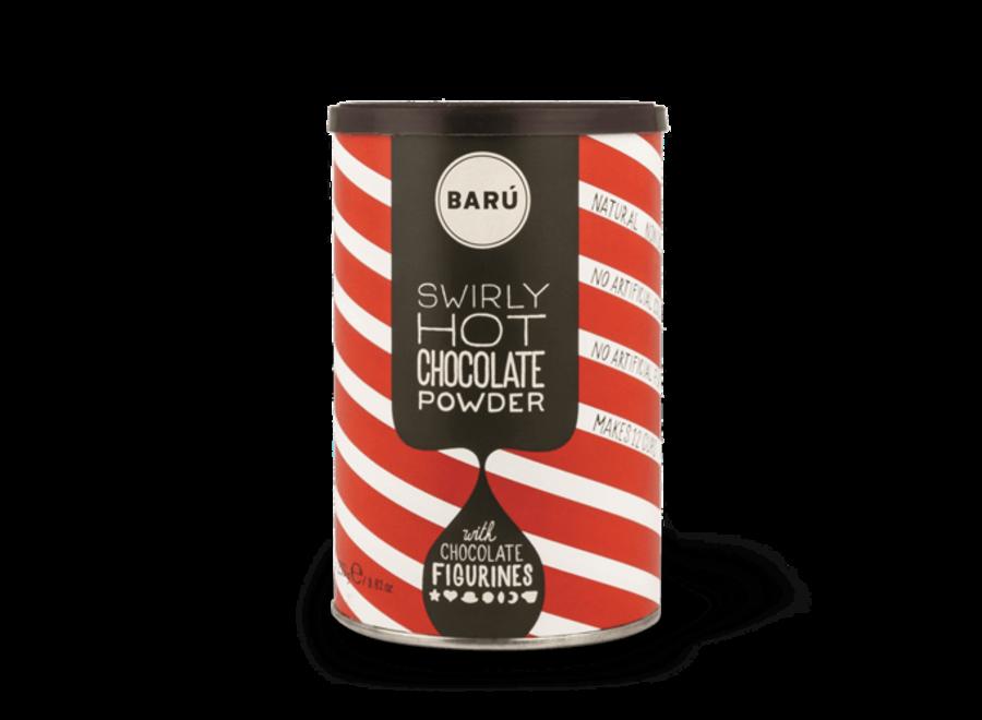 BARU Hot Chocolate Swirly chocolate powder 250 gr