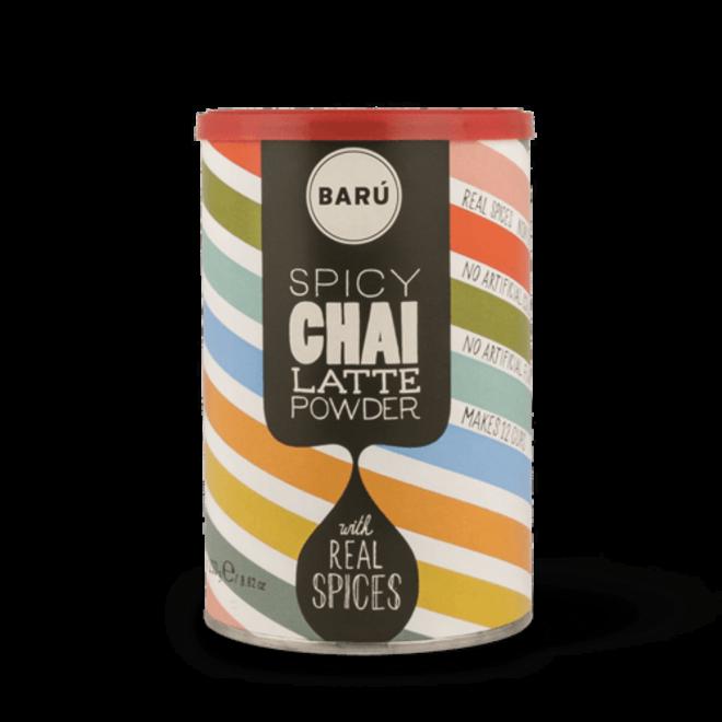 BARU Hot Chocolate Spicy Chai Latte 250 gr