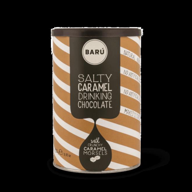 BARU Hot chocolate Zeezout & Karamel 250 gr