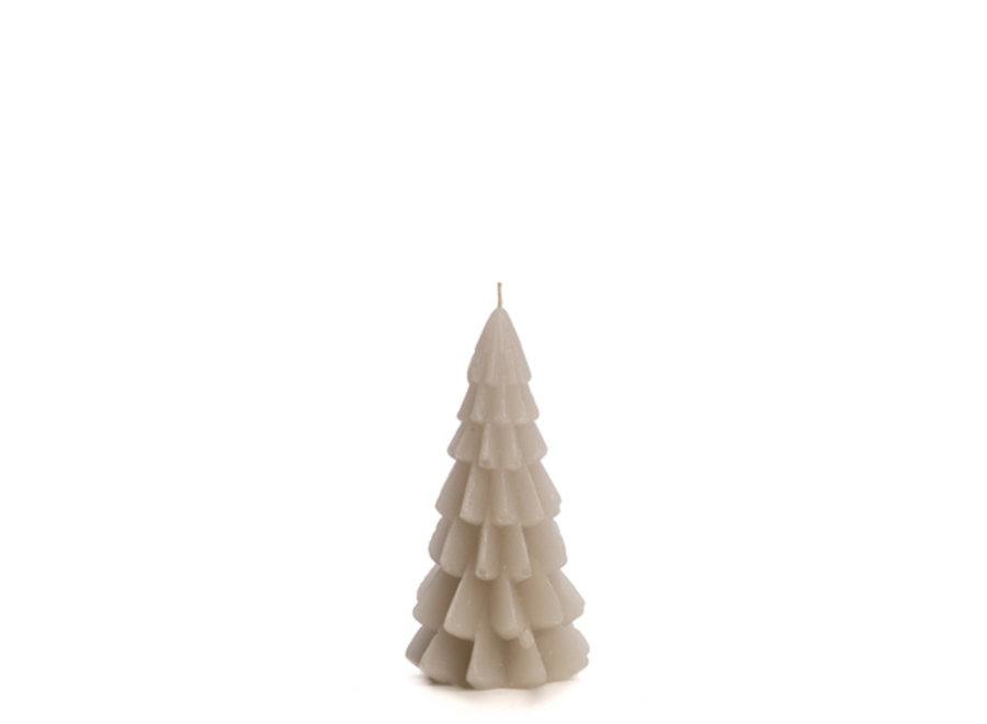 Kerstboom kaars klein - LINNEN