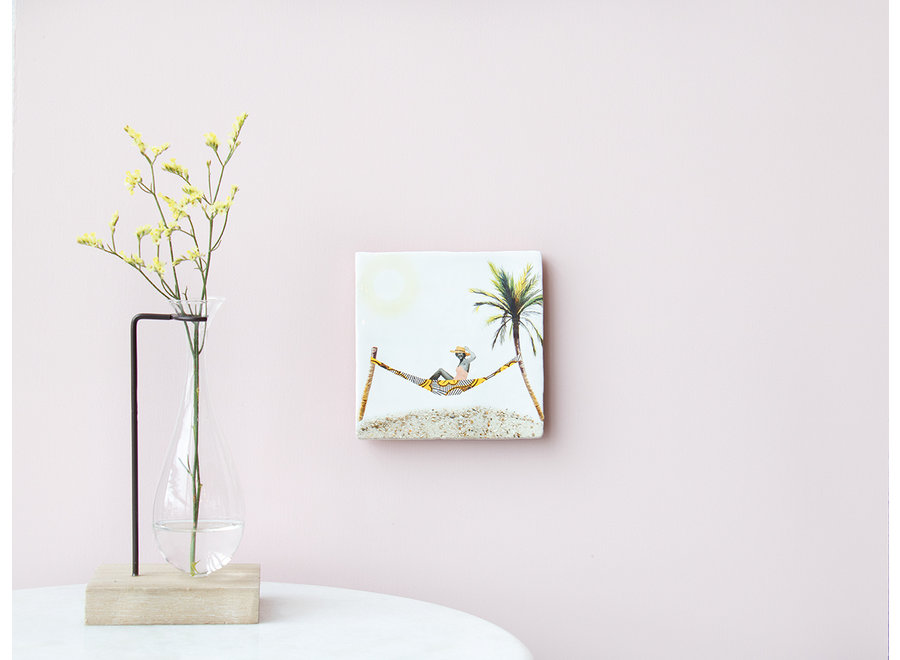 Greetings from|Tiles|Medium
