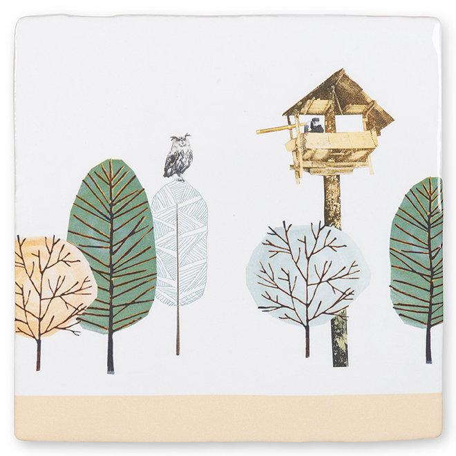 Birdwatcher - Large