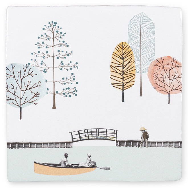 A day at the park|Tiles|Large