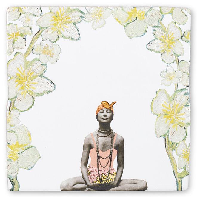 Peace of mind - mini magneet