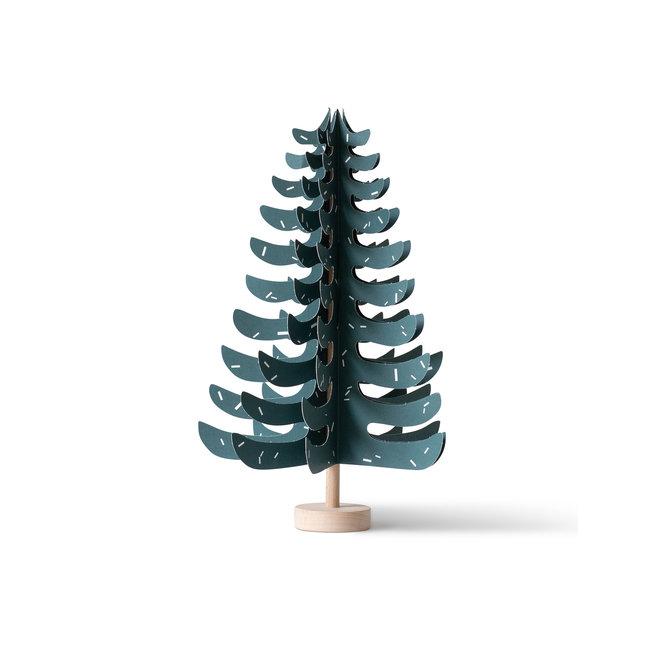 Jurianne Matter - Fir tree dark green
