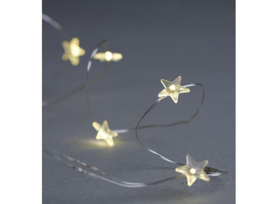LED lichtjesslinger Trille 20lampjes