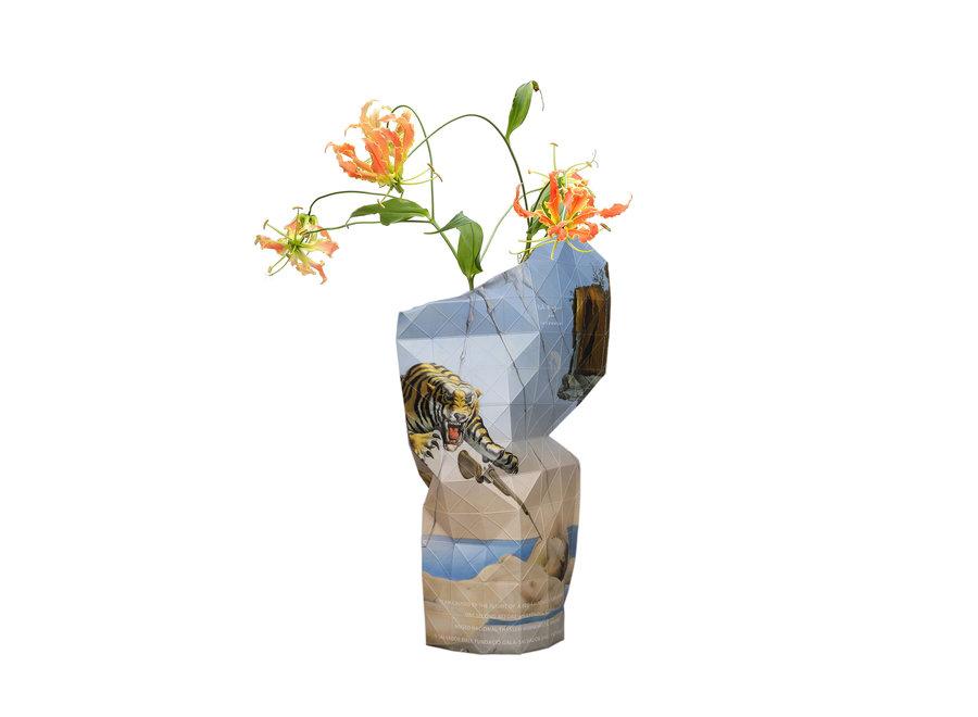 Paper Vase Cover The Dream Dali
