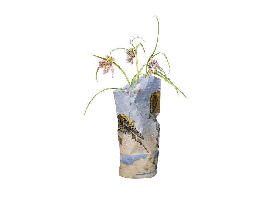 Paper Vase Cover SMALL The Dream Dali