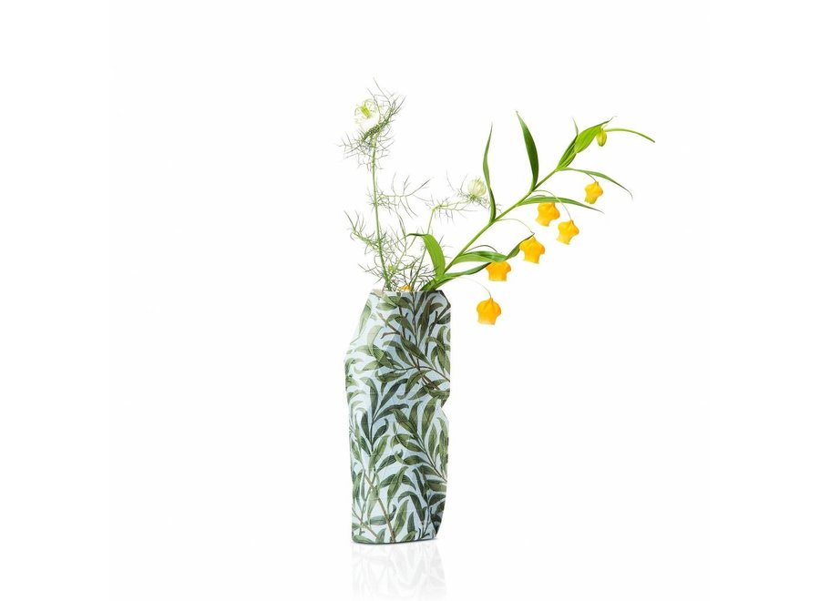 Paper Vase Cover SMALL Willow Bough