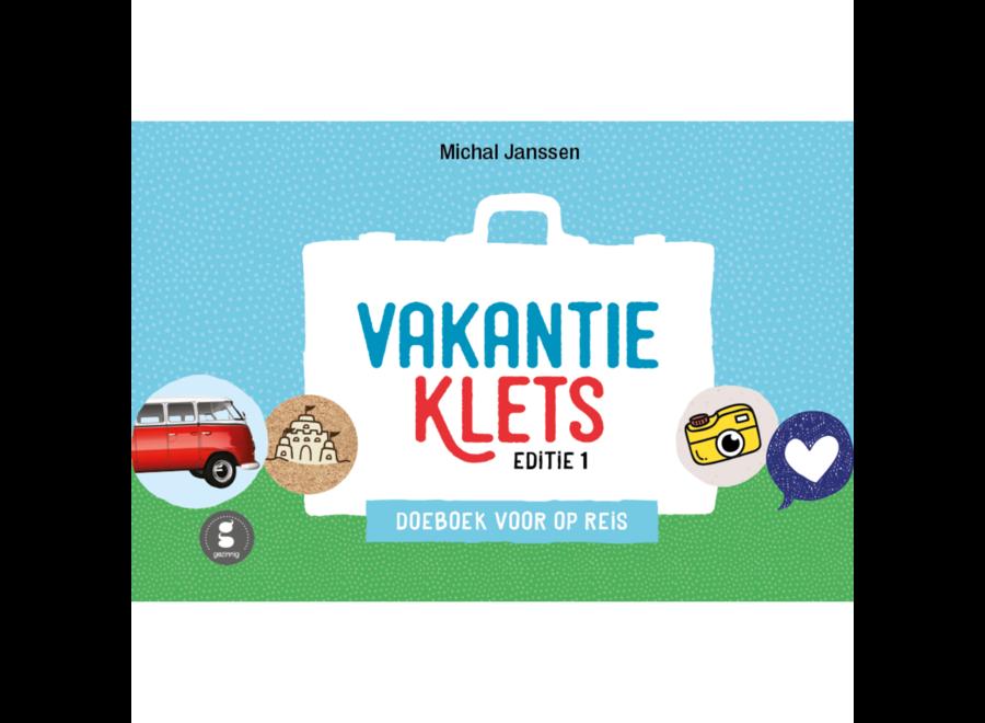 Vakantieklets editie 1 (36 kaarten)