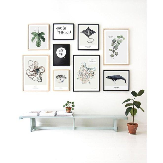 Art Print Pufferfish