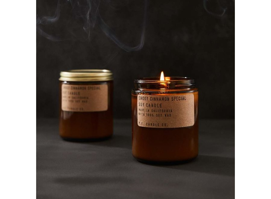 PF Candle - Smoky Cinnamon Special