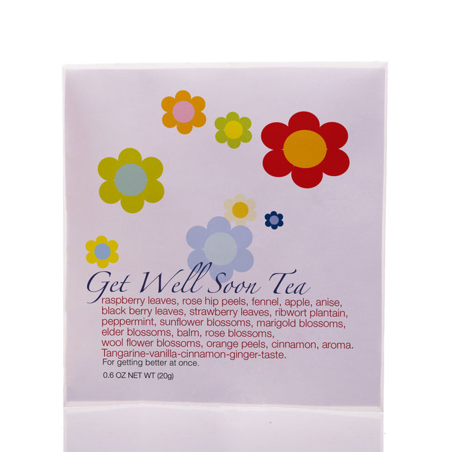 Gift Thee - Get Well Soon Tea