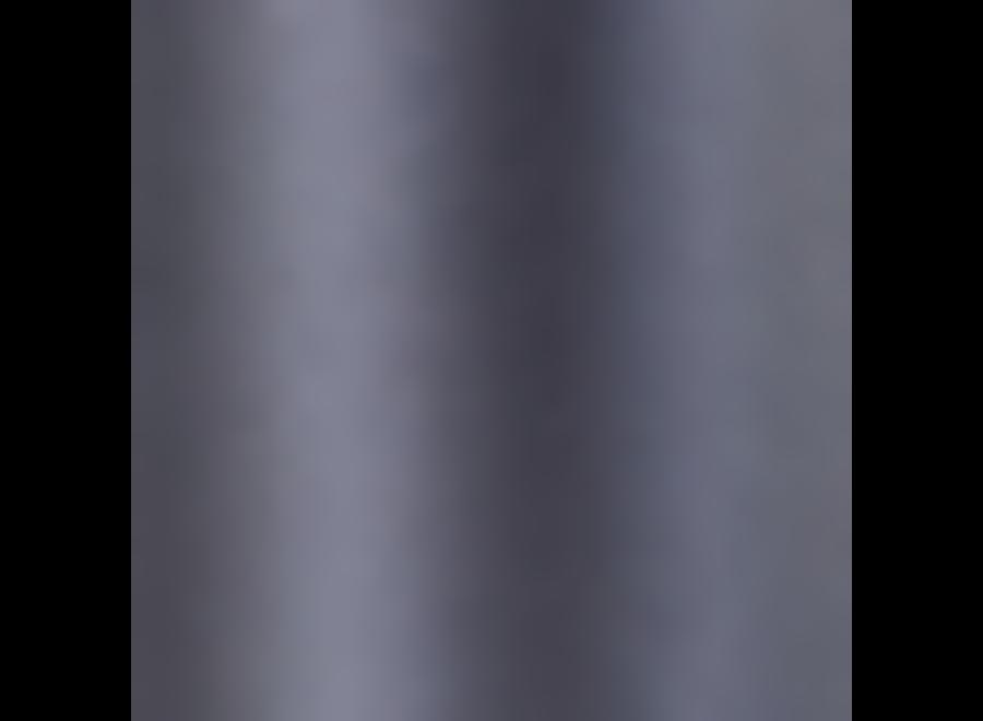 Pilaar kaars metallic 6x20