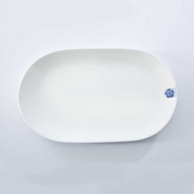 Royal Delft Touch of Blue Bord oval