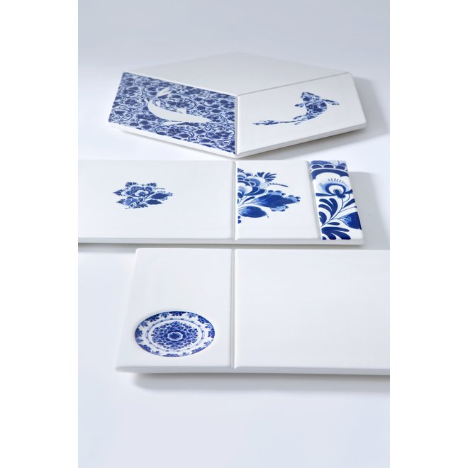Royal Delft Versatile serve