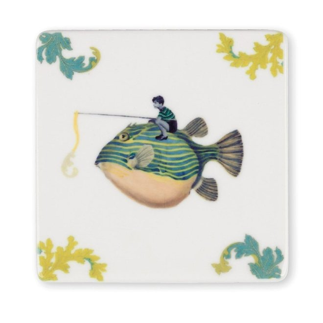 Catch of the day - Mini magneet