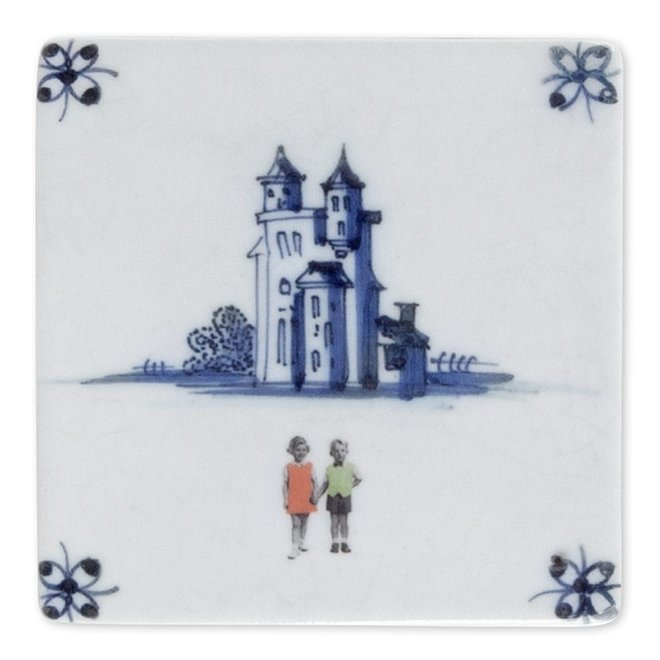 StoryTiles - Happily ever after - Mini magneet