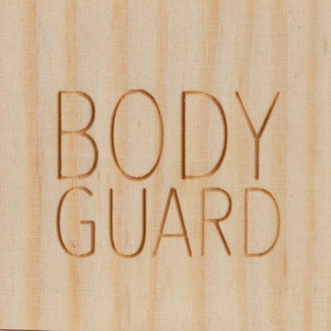 Geluksdoosje - Bodyguard - olifant
