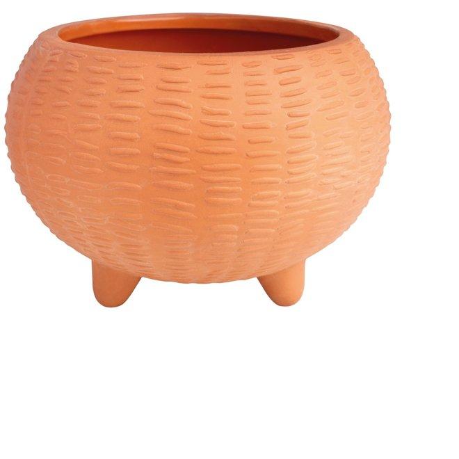 OUTDOOR - bloempot terracotta large