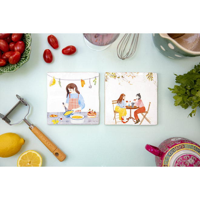 StoryTiles - Bake someone happy - Small