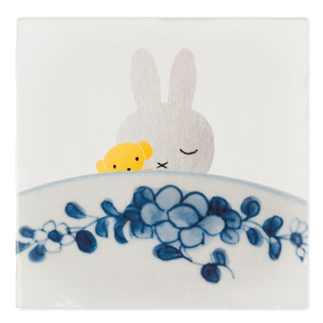 Miffy goes to bed - Medium