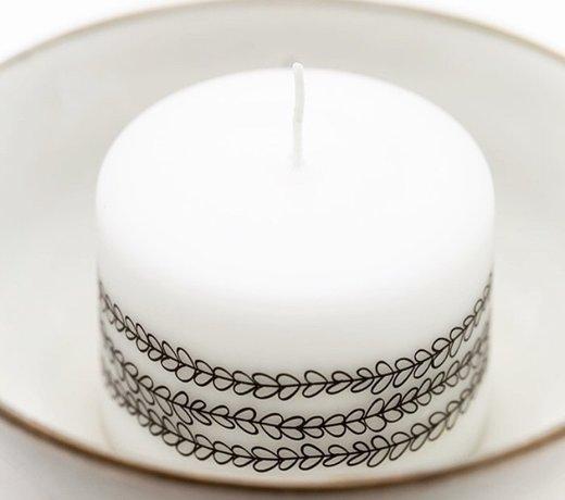 pilaar kaarsen