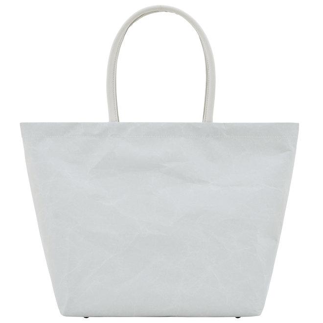 SIWA - Tote bag S met rits - Grijs