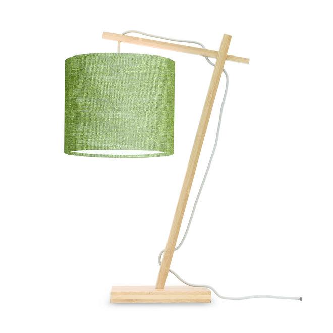 Tafellamp Andes - naturel/ kap green forest