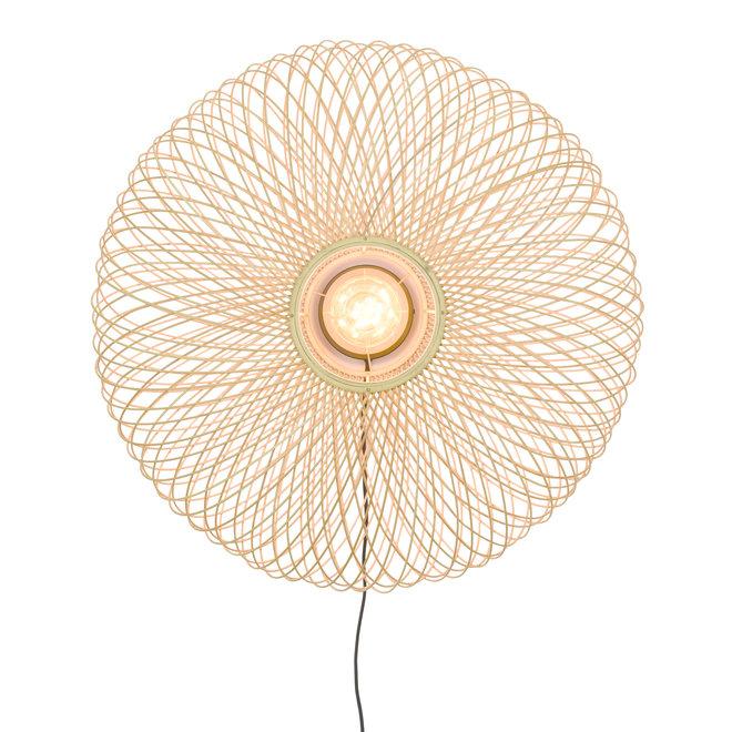 Wandlamp Cango - Naturel
