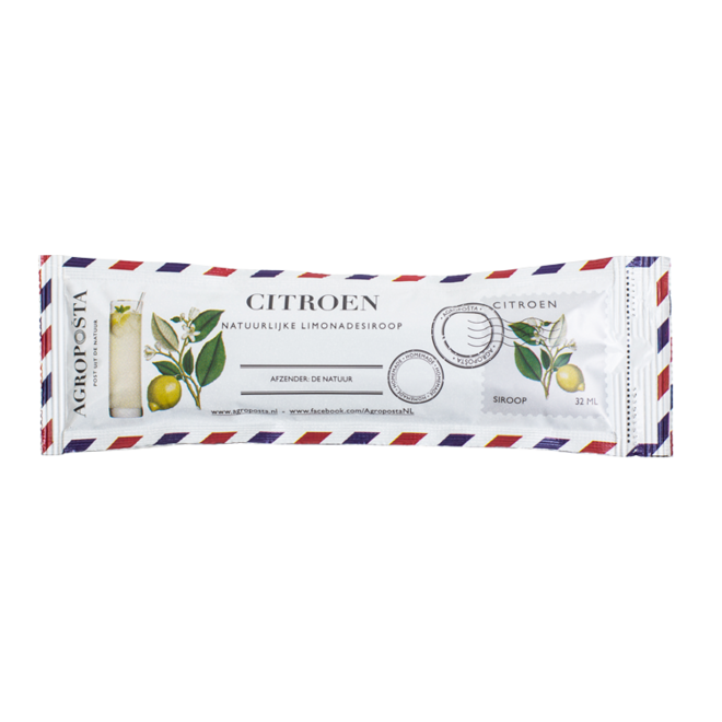 Agroposta - Citroen - sachet